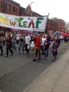 New Leaf Recovery Gallery Item - Recovery Walk Manchester 2014