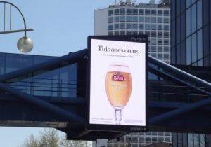 alcolhol advertising