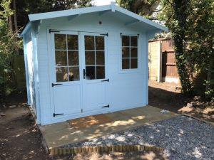 Enjoy The Outdoors - Garden Lodge