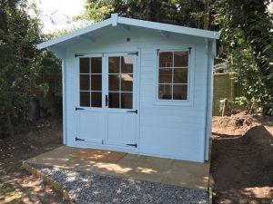 The Calming Garden Lodge