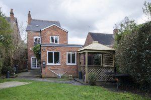 New Leaf House