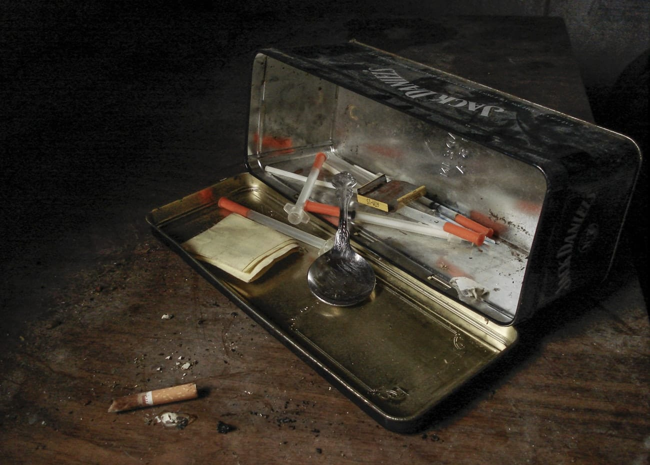 Fentanyl in Heroin