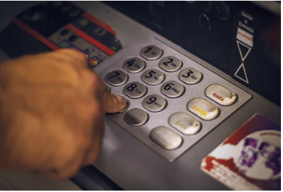 Withdrawing Money for Gambling Addiction